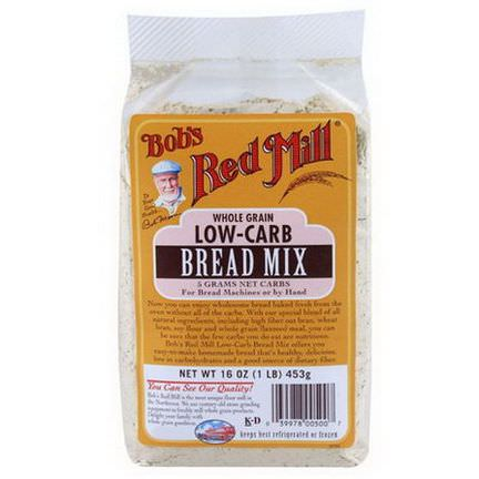 Bob's Red Mill, Low-Carb Bread Mix 453g