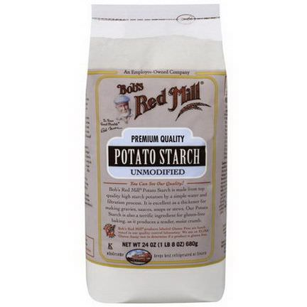 Bob's Red Mill, Potato Starch, Unmodified 680g