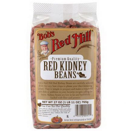 Bob's Red Mill, Red Kidney Beans 765g