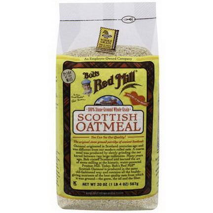 Bob's Red Mill, Scottish Oatmeal 566g