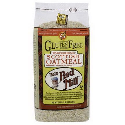 Bob's Red Mill, Scottish Oatmeal, Gluten Free 566g