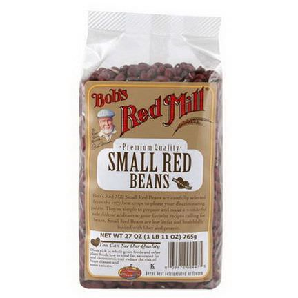 Bob's Red Mill, Small Red Beans 765g