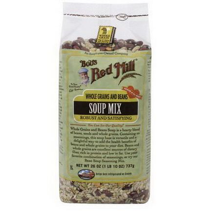 Bob's Red Mill, Soup Mix, Whole Grains and Beans 737g