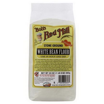 Bob's Red Mill, White Bean Flour 680g