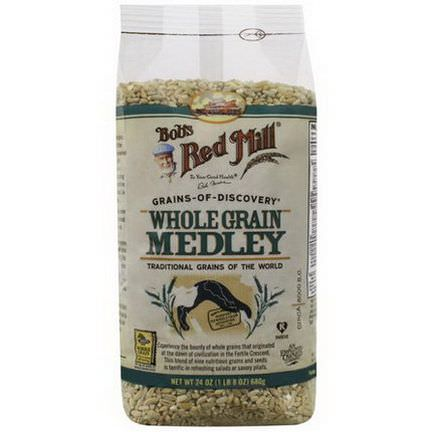 Bob's Red Mill, Whole Grains Medley 680g