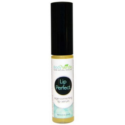 Body Verde, Lip Perfect, Age-Correcting Lip Serum 8ml