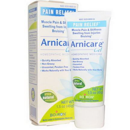 Boiron, Arnicare Gel, Pain Relief 45g