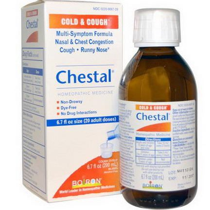 Boiron, Chestal, Cold&Cough 200ml