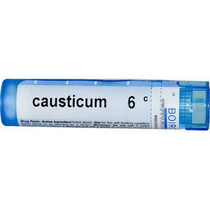 Boiron, Single Remedies, Causticum, 6C, Approx 80 Pellets