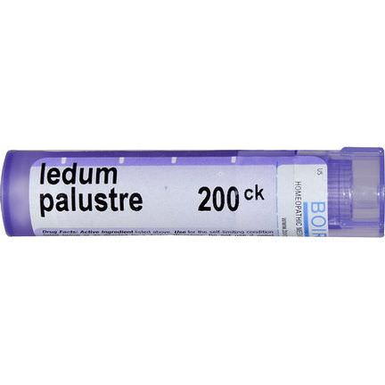 Boiron, Single Remedies, Ledum Palustre, 200CK, Approx 80 Pellets