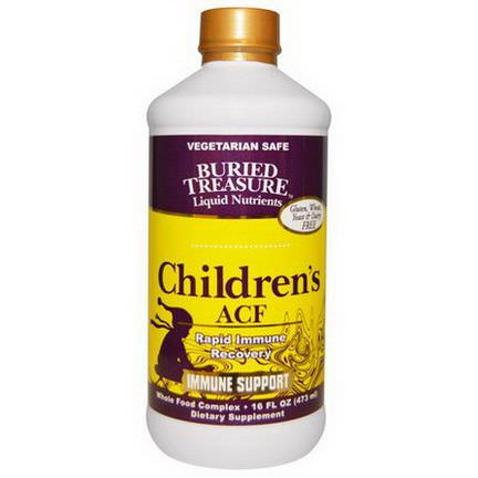 Buried Treasure, Children's ACF 473ml