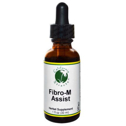 California Xtracts, Fibro-M Assist, Fibromyalgia Formula 30ml