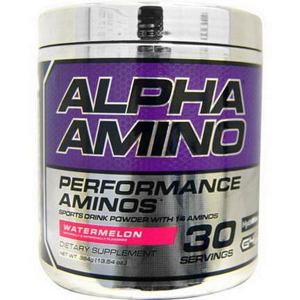 Cellucor, Alpha Amino, Watermelon 384g