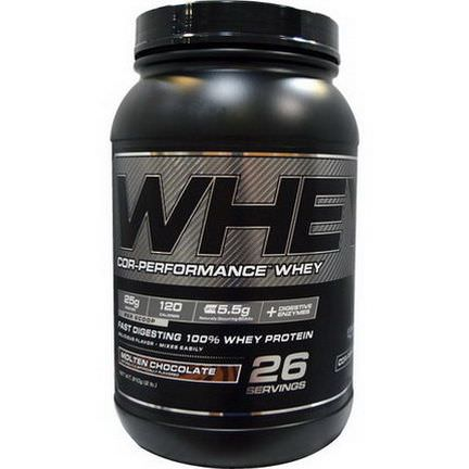Cellucor, Cor-Performance Whey, Molten Chocolate 910g