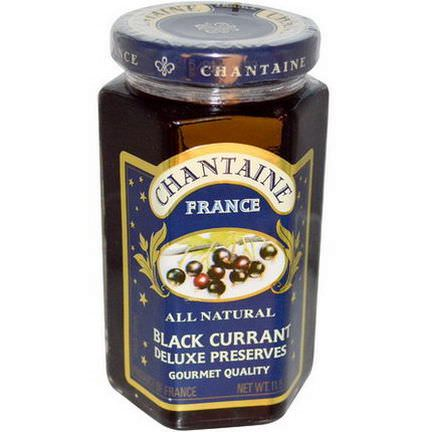 Chantaine, Deluxe Preserves, Black Currant 325g