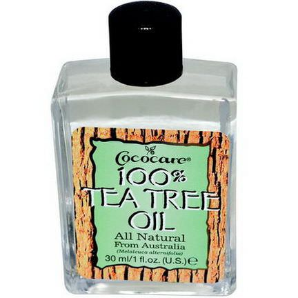 Cococare, 100% Tea Tree Oil 30ml