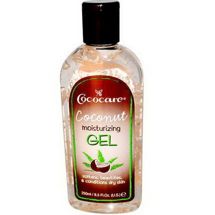 Cococare, Coconut Moisturizing Gel 250ml