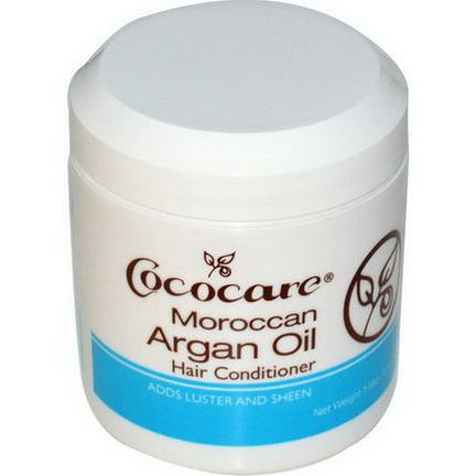 Cococare, Moroccan Argan Oil, Hair Conditioner 148g