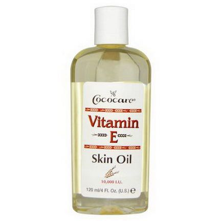 Cococare, Vitamin E Skin Oil 120ml