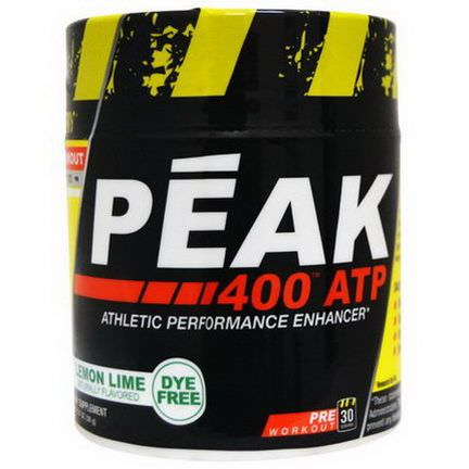 Con-Cret, Peak, 400 ATP, Lemon Lime 36g