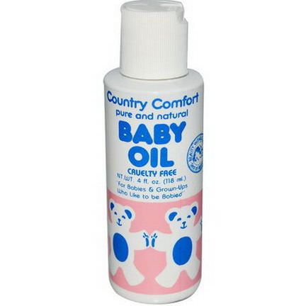 Country Comfort, Baby Oil 118ml