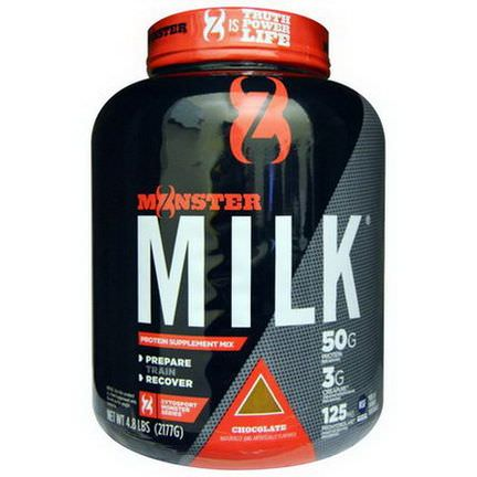 Cytosport, Inc, Monster Milk, Protein Supplement Mix, Chocolate 2177g
