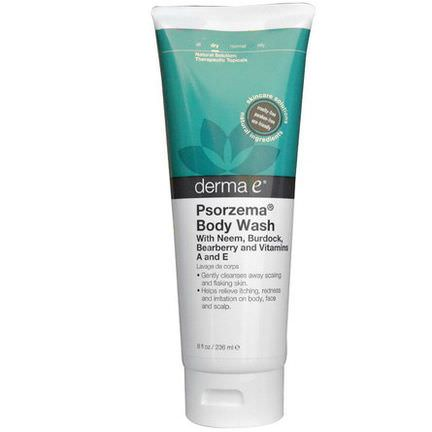 Derma E, Psorzema Body Wash 236ml