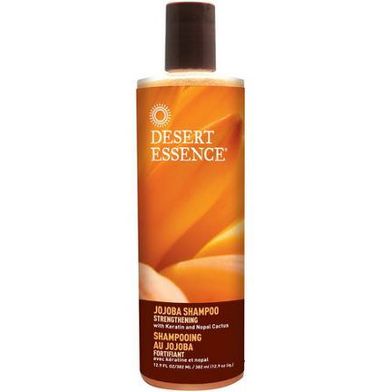 Desert Essence, Jojoba Shampoo, Strengthening 382ml