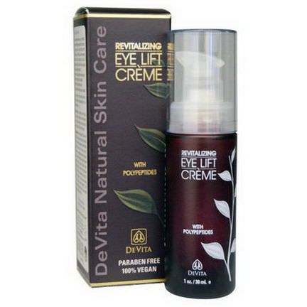 Devita, Revitalizing Eye Lift Creme 30ml