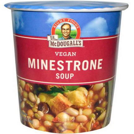 Dr. McDougall's, Minestrone Soup 64g