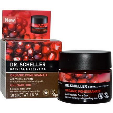 Dr. Scheller, Anti-Wrinkle Care, Day, Organic Pomegranate 50g