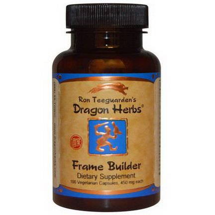 Dragon Herbs, Frame Builder, 450mg, 100 Veggie Caps