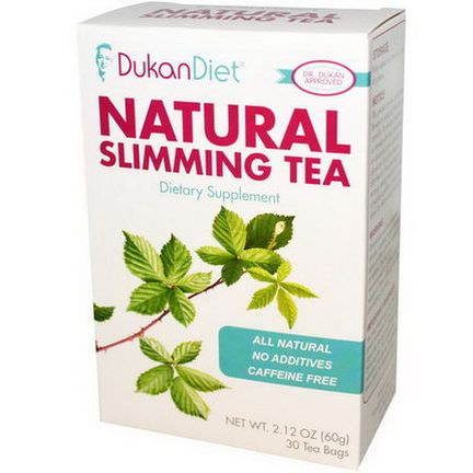 Dukan Diet, Natural Slimming Tea, 30 Tea Bags 60g