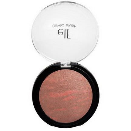 E.L.F. Cosmetics, Baked Blush, Rich Rose 6g