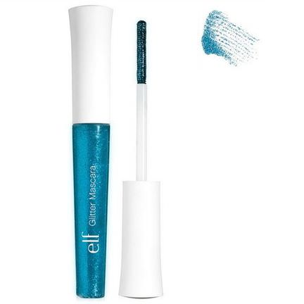 E.L.F. Cosmetics, Glitter Mascara, Teal 4.2ml