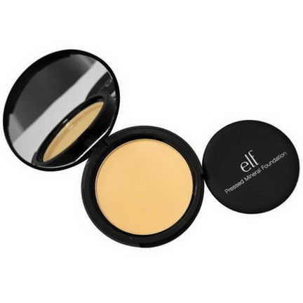 E.L.F. Cosmetics, Pressed Mineral Foundation, Porcelain 12g