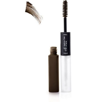 E.L.F. Cosmetics, Studio Eyebrow Treat&Tame, Clear/Deep 5g Each