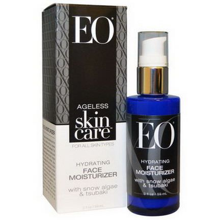 EO Products, Ageless Skin Care, Hydrating Face Moisturizer 59ml