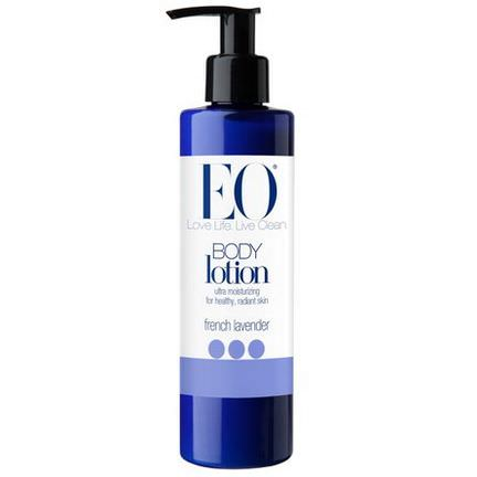 EO Products, Body Lotion, French Lavender 236ml