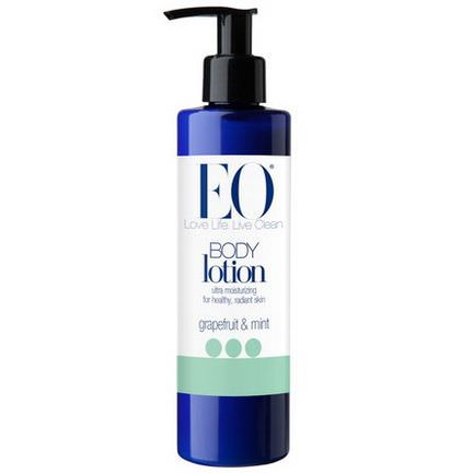 EO Products, Body Lotion, Grapefruit&Mint 236ml