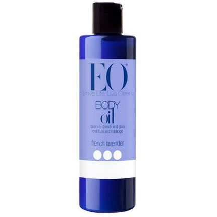 EO Products, Body Oil, French Lavender 236ml