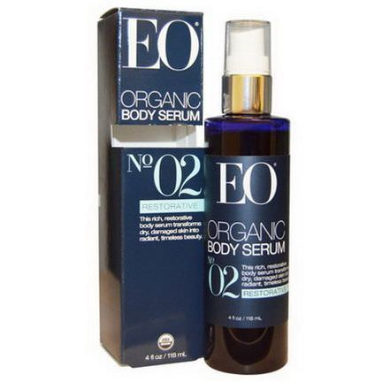 EO Products, Organic Body Serum, No 02 Restorative 118ml
