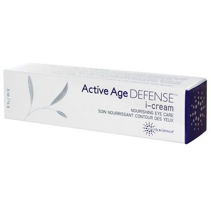 Earth Science, Active Age Defense, i-Cream, Nourishing Eye Care 14g