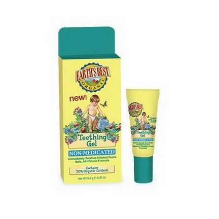 Earth's Best, Teething Gel 9.4g