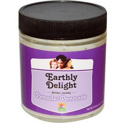 Earthly Delight Hair Care, Natural Pomade 114ml