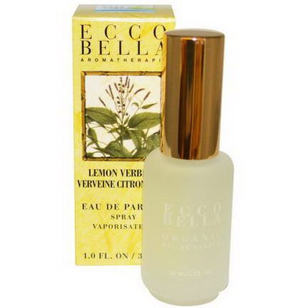 Ecco Bella, Lemon Verbena Spray 30ml