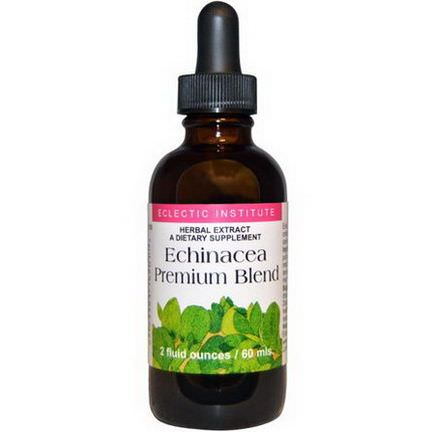 Eclectic Institute, Echinacea Premium Blend 60ml
