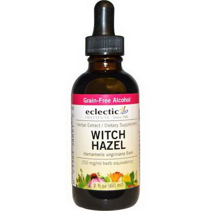 Eclectic Institute, Witch Hazel 60ml