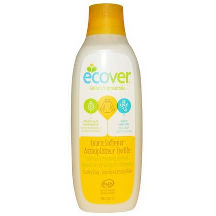 Ecover, Fabric Softener, Sunny Day 946ml