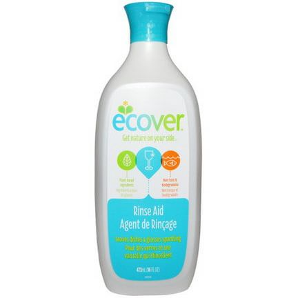Ecover, Rinse Aid 473ml